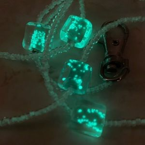Lanyard glow in the dark